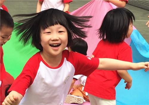 """让童年回归自然  ——省实幼户外""""六·一""""活动小记"""